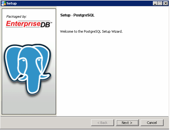 GRATUIT 8.3 WINDOWS POSTGRESQL TÉLÉCHARGER