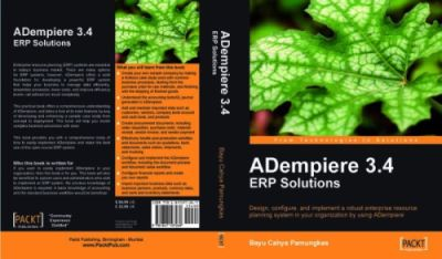 ADempiere 3.4 practical book